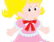 Puppenkeider stricken