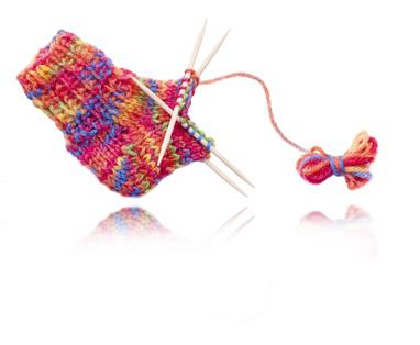 Socken Stricken Teil 2 Ferse Strickenlerneninfo