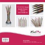 KnitPro Kit 6 Holz-Nadelspiele