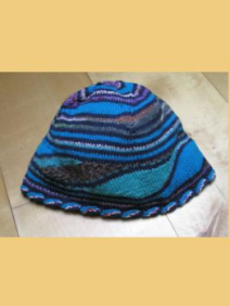 Mütze Eispalast-Strickanleitung