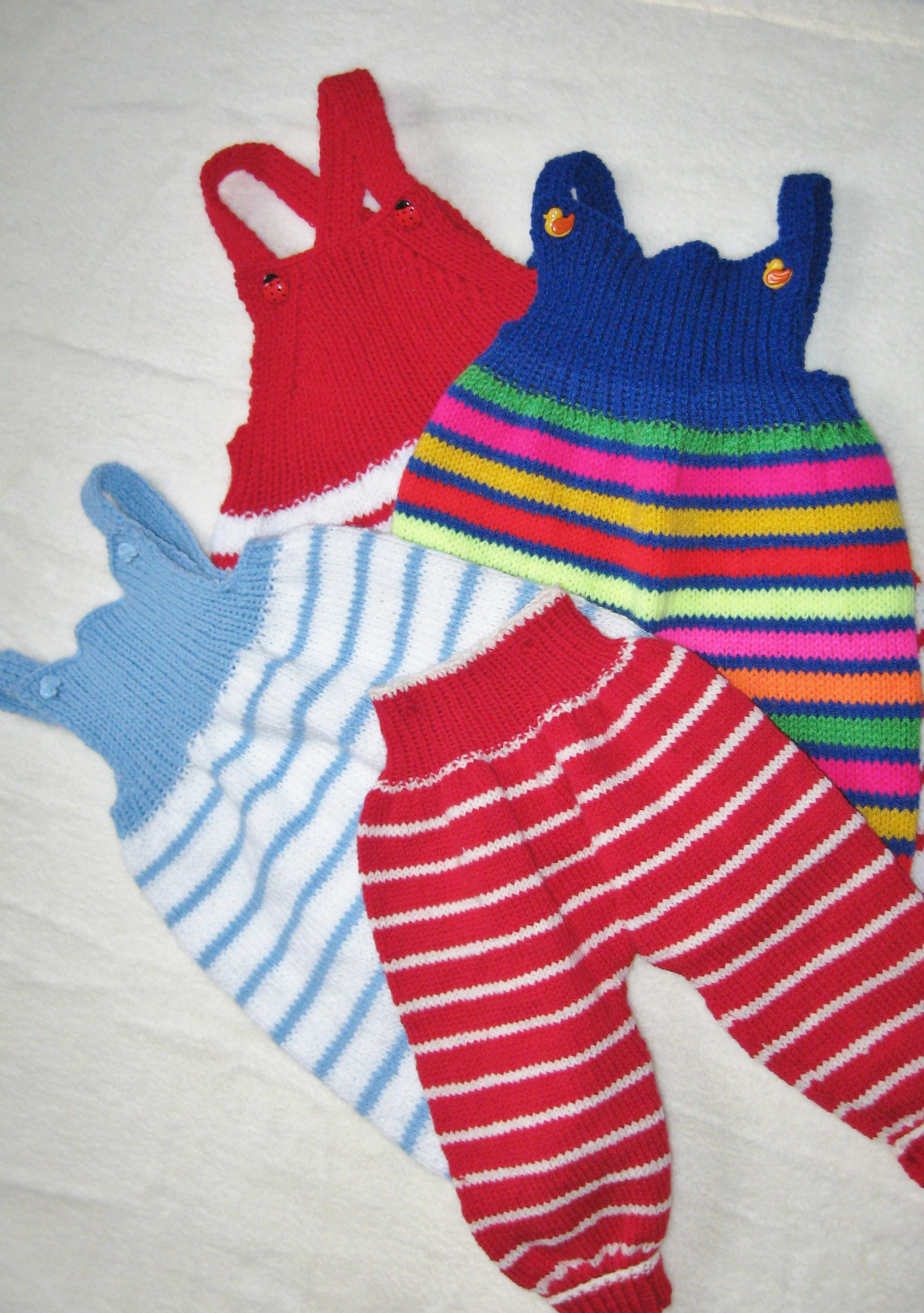Strickanleitung Baby Overall Makeristde Vinpearl Baidaiinfo