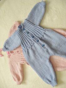 Baby Overall Größe 62 Strickenlerneninfo