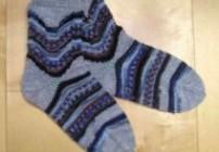 """Socken """"Meerschaum"""""""