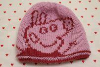 Schweinchen Mütze
