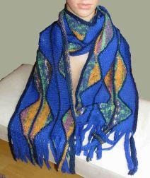 Strickanleitung für einen Schal